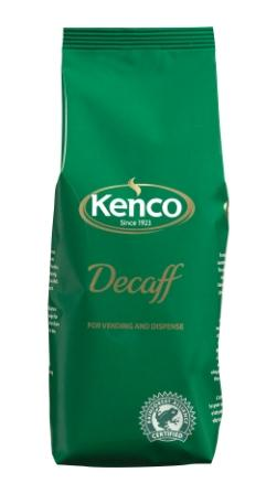 Kenco Decaffeinated 10 x 300gm Soluble Coffee