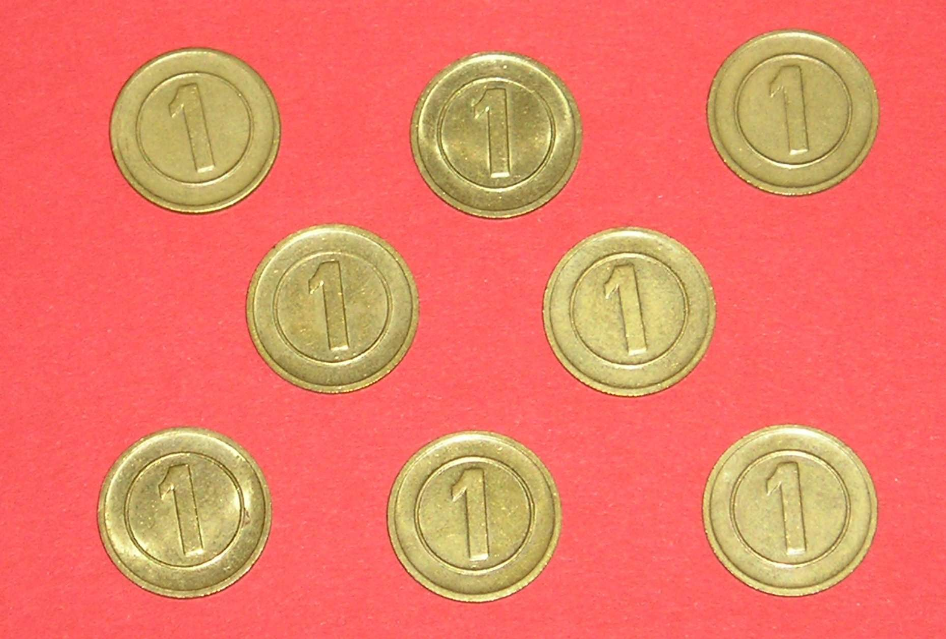Maxpax One Drink Tokens 1 x 100